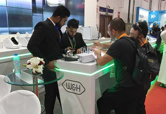 W&H at the AEEDC Dubai 2018