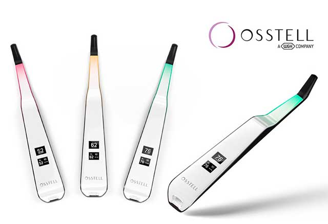 New Osstell Beacon monitors implant stability