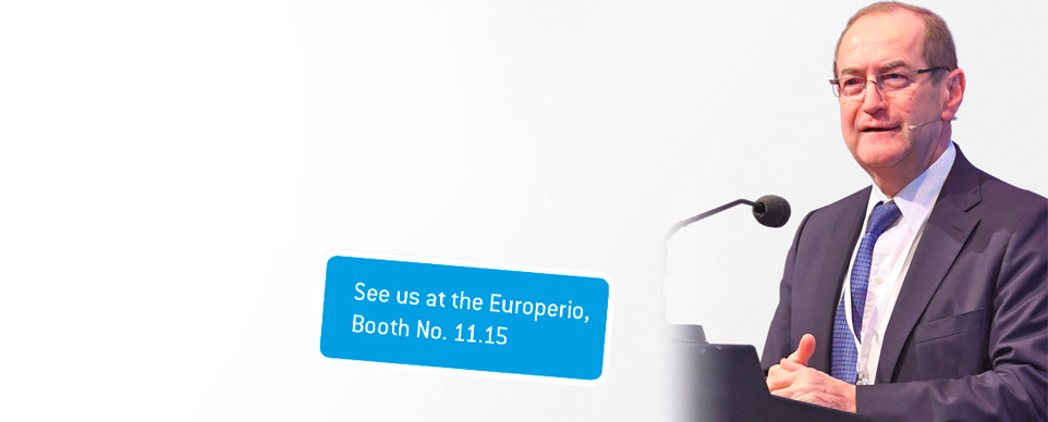 See us at the Europerio